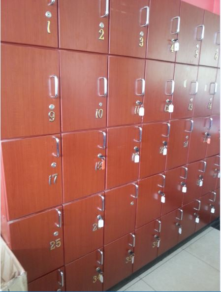 CUPBOARD FOR CUSTOMERS