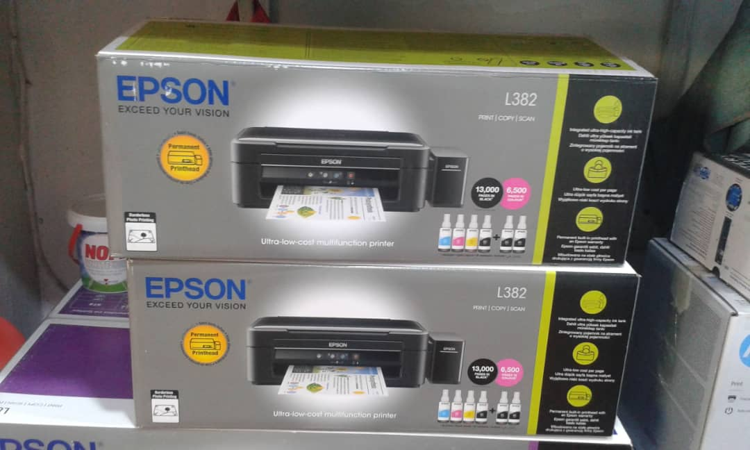 Epson L382 All-in-One