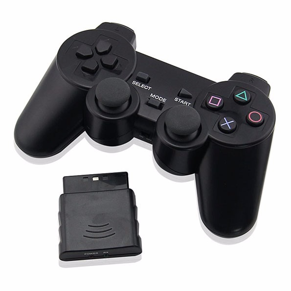 PS 2/3 and PC wireless Controller