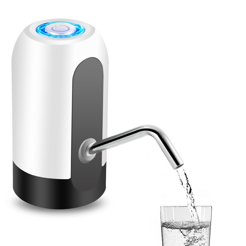 USB Charging Drinking Water Pump Dispenser for Universal 5 Gallon Bottle Wireless and Portable #1