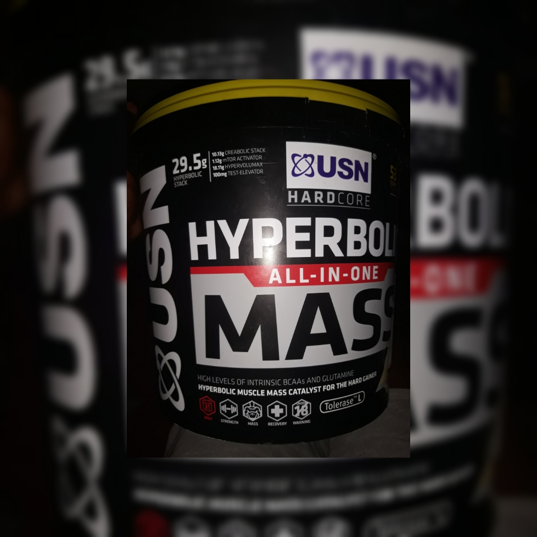 hyperbolic mass gainer