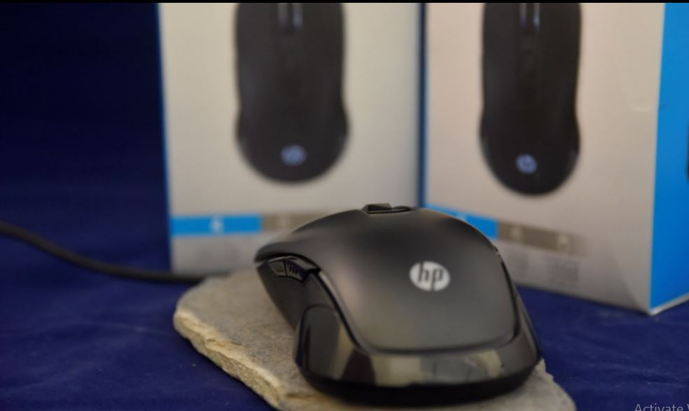 HP M100 Gamming Mouse
