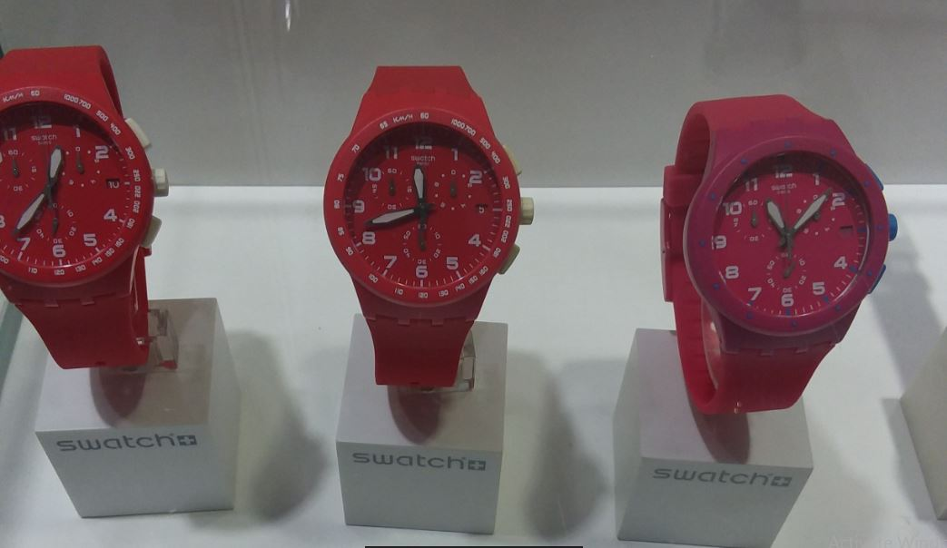 SWISS SWATCH FOR KIDS